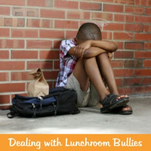 Dealing with Lunchroom Bullies