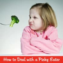 How to Deal with a Picky Eater