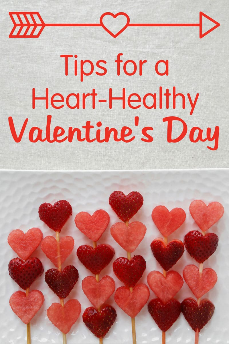Tips for a Heart Healthy Valentine's Day