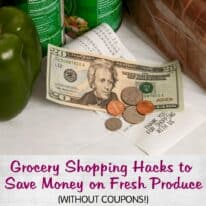 Grocery Shopping Hacks to Save Money on Fresh Produce