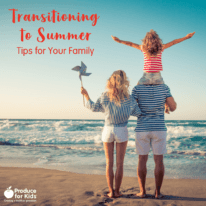 Tips for Transitioning Into Summer