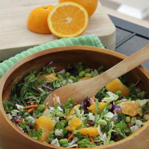 Sunflower Crunch Chopped Salad