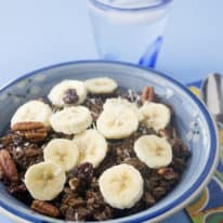 Coco-Banana Overnight Oats