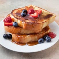 Fuel Up French Toast