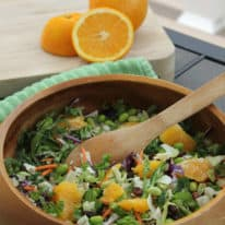 Sunflower Crunch Chopped Salad