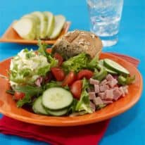 Eggcellent Egg & Ham Salad