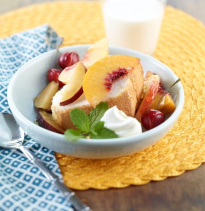 Fruit & Cream Delights