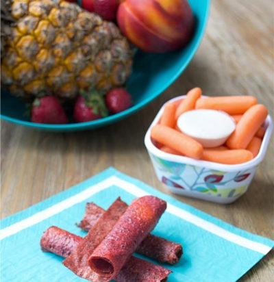 Fruity Fun Roll-Ups
