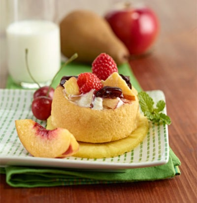 Fruity Short Cakes