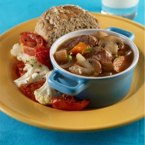 Healthy Hearty Beef Stew
