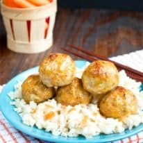 Hidden Veggie Turkey Meatballs