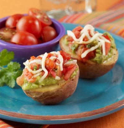 Mini Mexican Potatoes