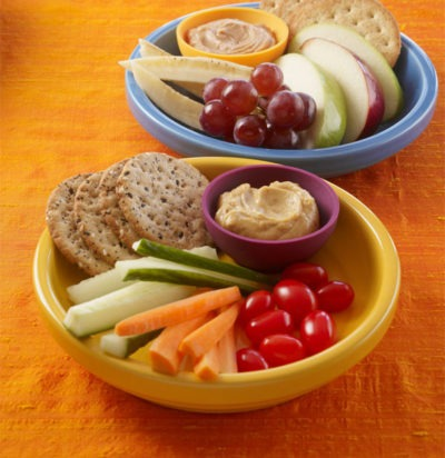Mix-n-Match Peanut Butter Dip