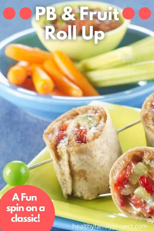 pb & fruit roll up pinterest image