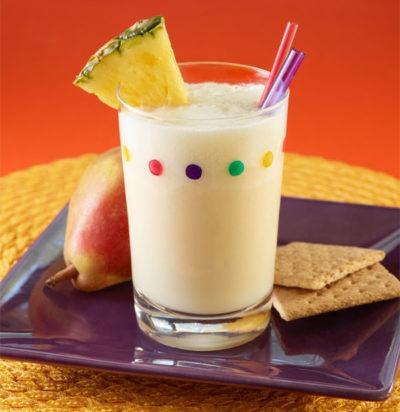 Pineapple Pear Shake
