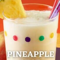 pineapple pear smoothie pin