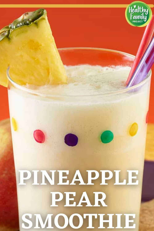 pineapple pear shake pin