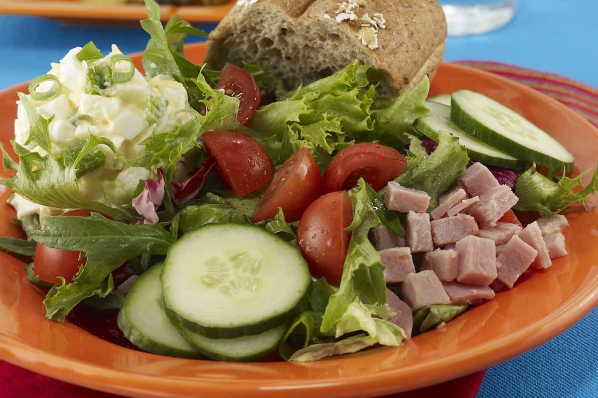 Ham Salad Recipes With Eggs