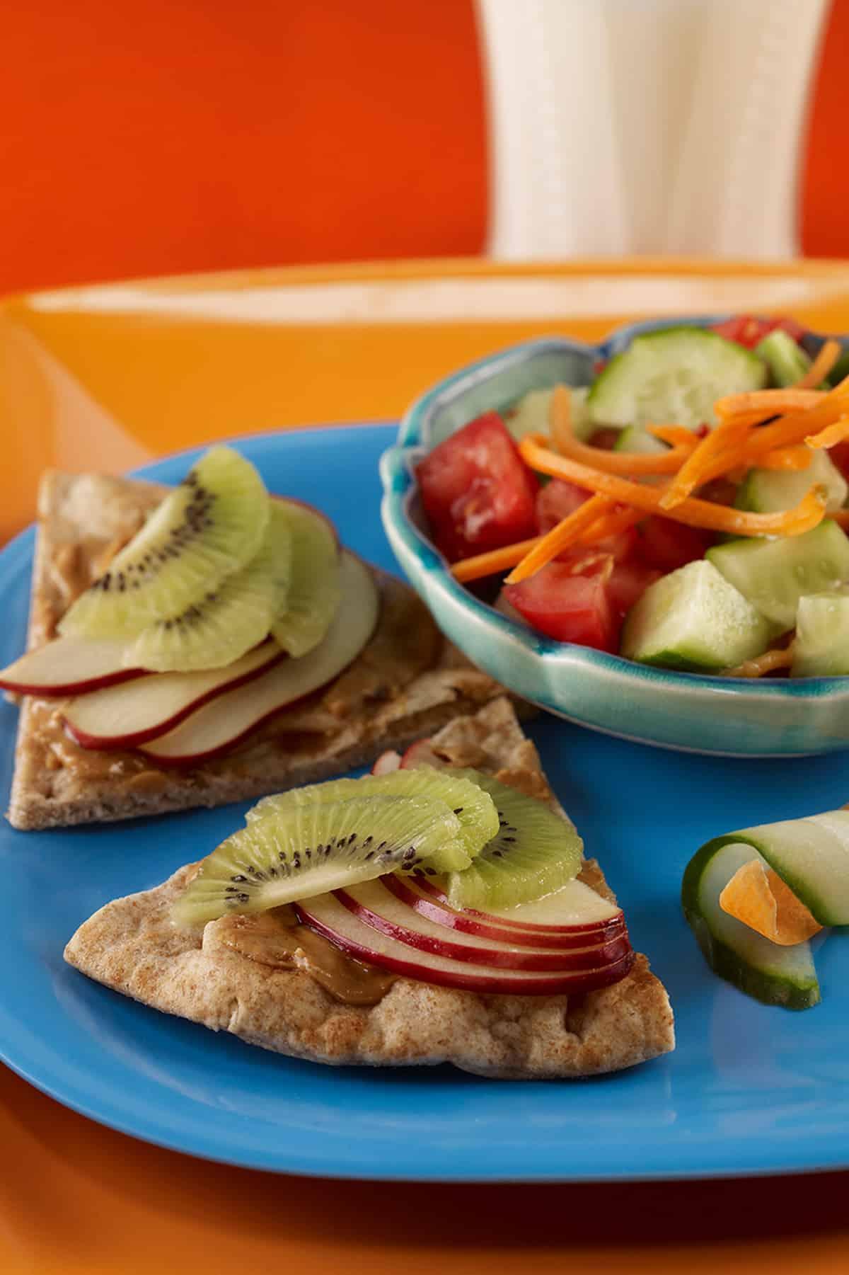 The best fruity pita Sandwiches