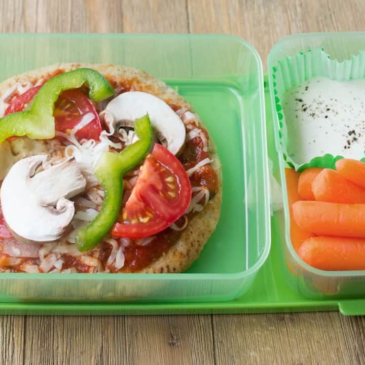 Pizza Bento Box