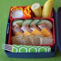 Easy Lunch Stackers Bento Box
