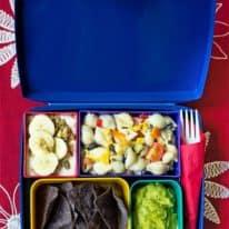 Southwestern Pasta Salad Bento Box