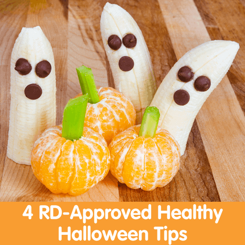 4 RD-Approved Healthy Halloween Tips