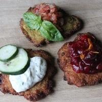 5 Fresh Toppings for Hanukkah Latkes