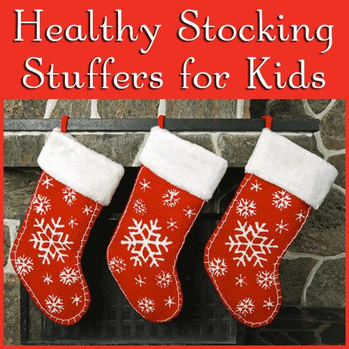 Healthy Stocking Stuffers for Kids