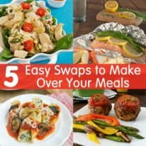 5 Easy Swaps to Makeover Your Meals