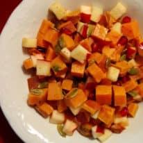 Harvest Sweet Potato Salad