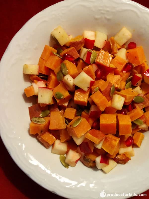 Harvest Sweet Potato Salad