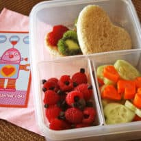 Be My Valentine Bento Box