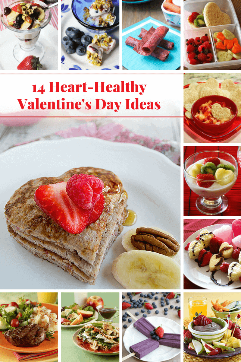 14 Heart-Healthy Valentine's Day Ideas