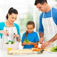 5 Tips for Getting Kids Involved in the Kitchen