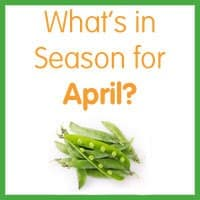 What's in Season for April?