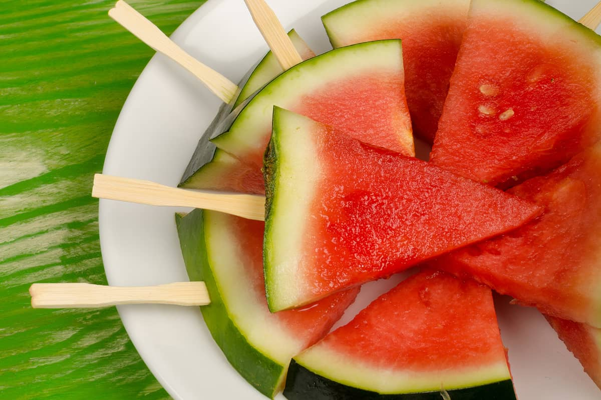 How to make Watermelon Rind BBQ Sauce