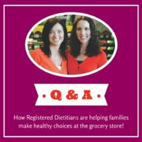 How Registered Dietitians Help Families Make Healthier Grocery Choices