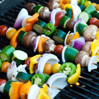 Tips for Grilling Fruits & Veggies
