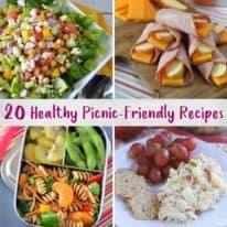 20 Healthy Picnic-Friendly Recipes