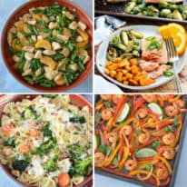 Easy Weeknight Dinners for Back to School
