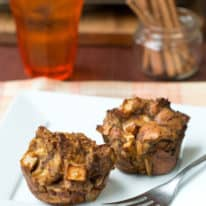 Apple Pumpkin French Toast Muffins