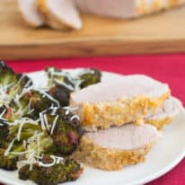 One-Pan Italian Pork Tenderloin and Broccoli