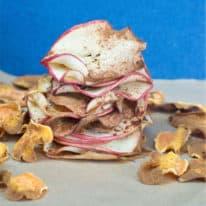 Cinnamon Apple & Sweet Potato Chips