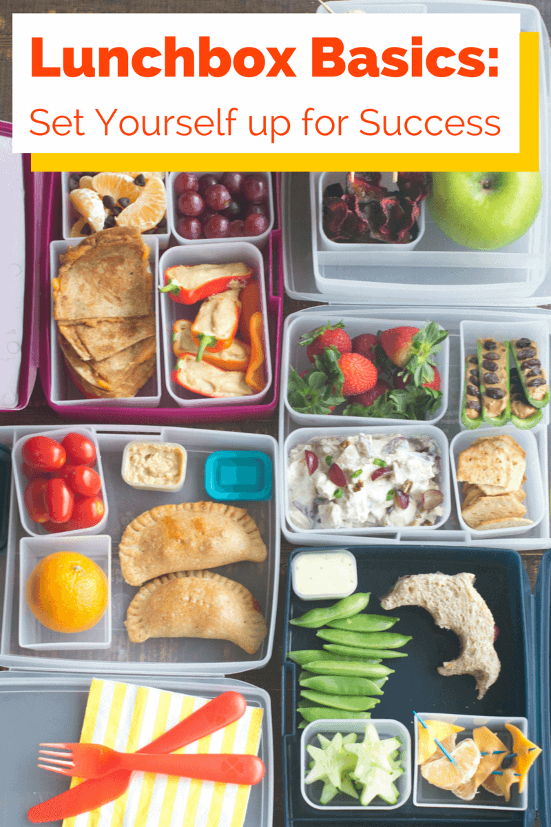 Lunchbox Basics: Set Yourself up for Success