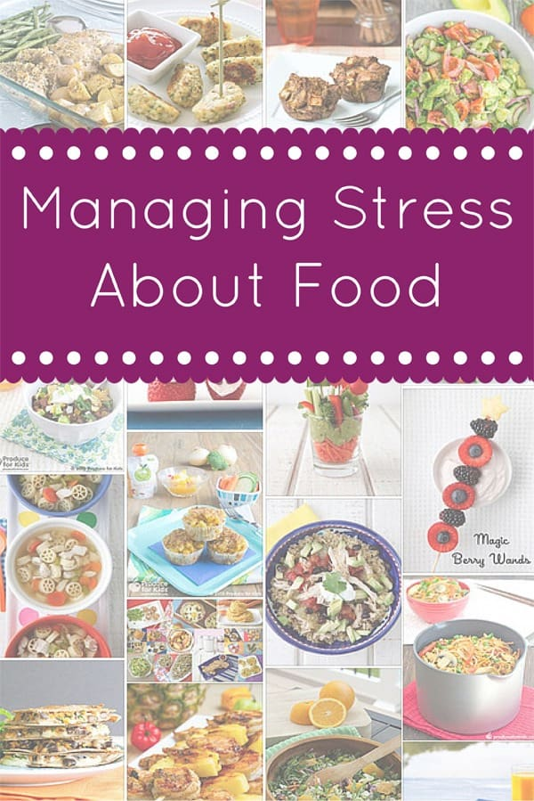 Managing Stress About Food