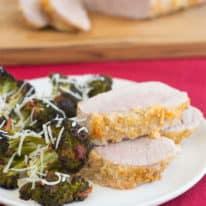 One-Pan Italian Pork Tenderloin and Broccoli