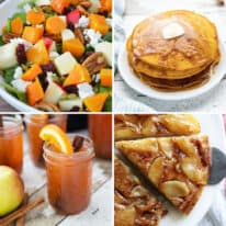 20+ Healthy Fall Recipes