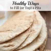5 Ways to Stuff (or Top) a Pita