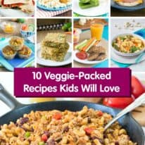 10 Veggie-Packed Recipes Kids Will Love